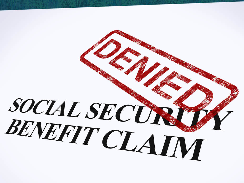 Denied Social Security Benefits Uniontown pa
